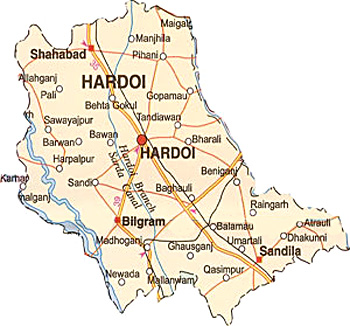 Hardoi District, Uttar Pradesh