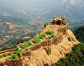 Pratagad fort