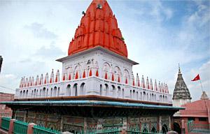 Hanuman Garhi - Ayodhya, Uttar Pradesh