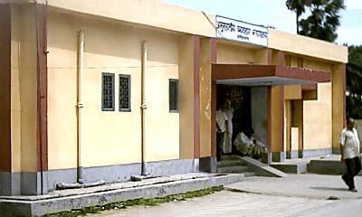 Civil Court at Dalsinghsarai, Samastipur, Bihar