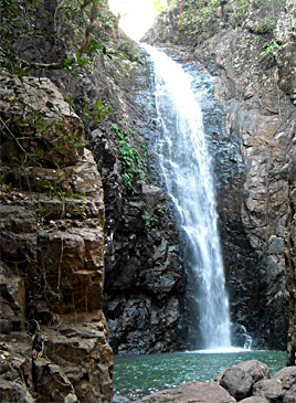 Waterfall at Keonjhar district