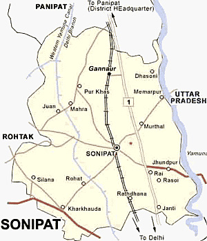Sonipat District, Haryana