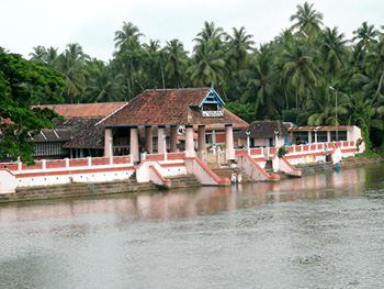 Sri Rama Temple of Triprayar, Kerela