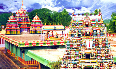Sri Venkateswara Swamy Temple - Tenali, Guntur district, Andhra Pradesh