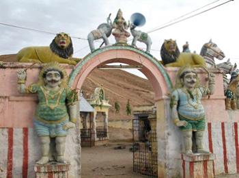 Ayanaar temple