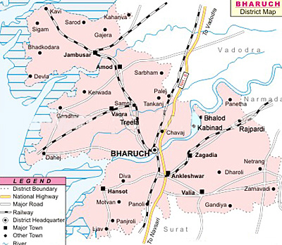 Bharuch District, Gujarat