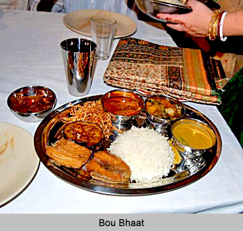 Bou Bhaat, Bengali Wedding