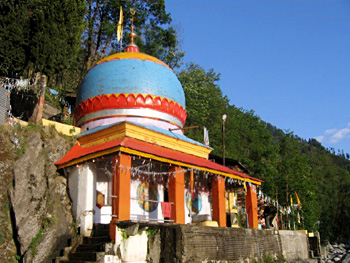 Gupt Ganga temple