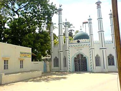 Kadal Karai Palli - Eral, Tamil Nadu