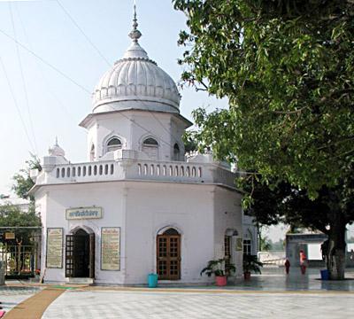 Garna Sahib Gurdwara - Dasuya, Hoshiarpur, Punjab