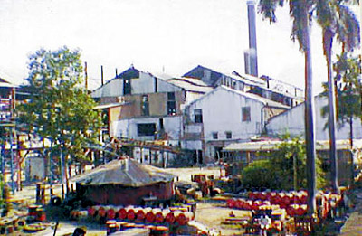 Sugar Factory at Samastipur, Bihar