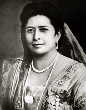 Mehribai Tata