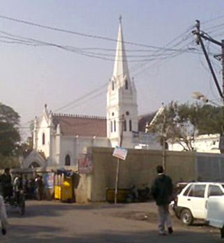British Architecture In Lucknow