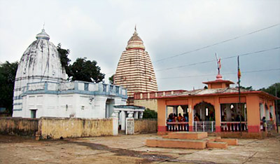 Pataneswari Temple - Patnagarh,Balangir District, Orissa