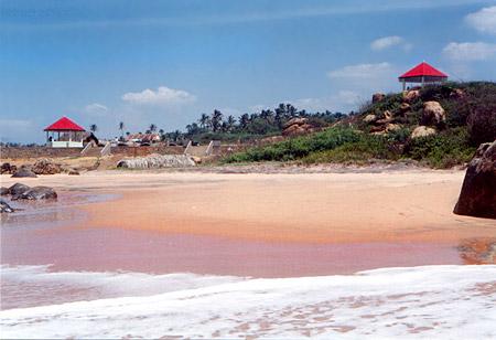Mulagumudu, Kanniyakumari, Tamil Nadu - Sanguthurai Beach