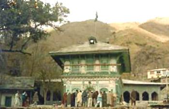 Ziarat Shahdara Sharief