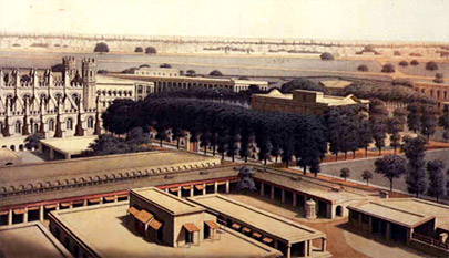 Fort Wiilliam - History of Kolkata