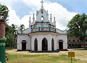 Kokkothamangalam Church, Alappuzha, Kerala
