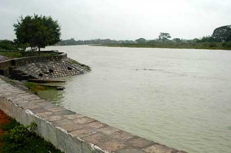 Lake Veeranam - Lalpet, Cuddalore, Tamil Nadu