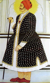 Founder of Jaipur city -Sawai Jai Singh