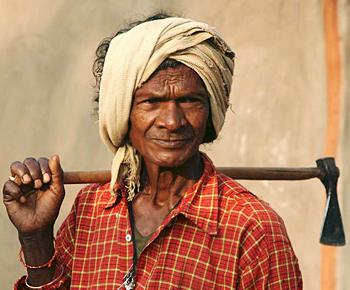 Bhatra Tribe, Central India