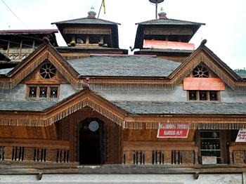 Kamaksha Devi Temple, Karsog, Mandi, Himachal Pradesh