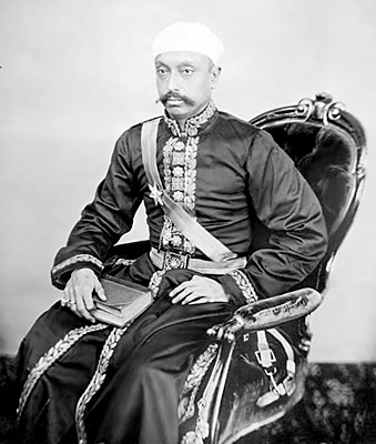 Salar Jung I, Diwan of Hyderabad