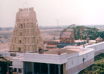Sri Lakshmi Narasimha Temple, Pazhaiya Seevaram, South India