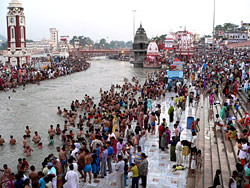 Religious significance of Ganges