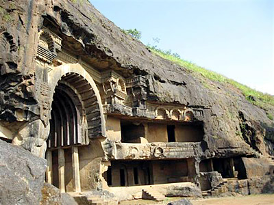Karla Caves - Karli, Indian City