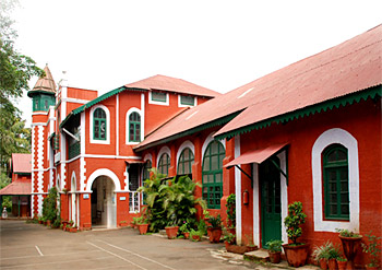 Kimmins High School, Panchgani