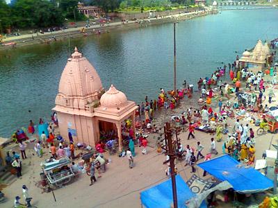 Shipra River at Ujjain