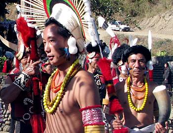 Angami Tribe of Nagaland