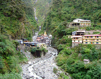 Yamunotri - Origin of Yamuna River, Indian River