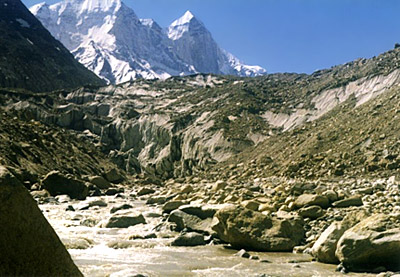 Gangotri Glacier - Origin of Ganga River