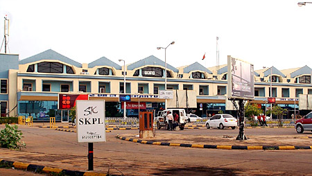 Raipur Airport , Chhattisgarh