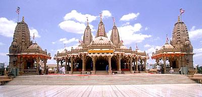 BAPS Swaminarayan Temple, Rajkot, Gujarat