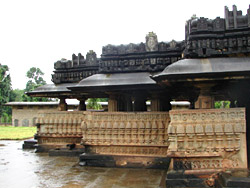Hoysala Empire -  Balligavi Kedareshwara Temple