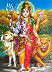 Shiva Ardhanishwara