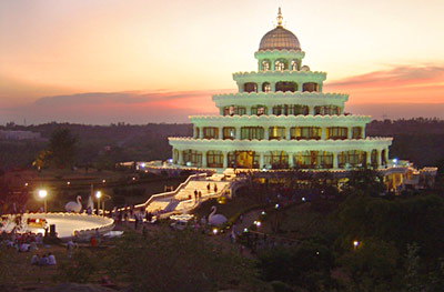 Art of Living Ashram in Bangalore