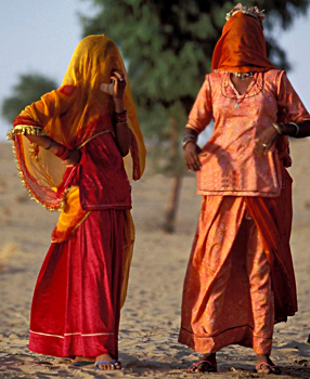 Bhil tribes Costumes of Rajasthan