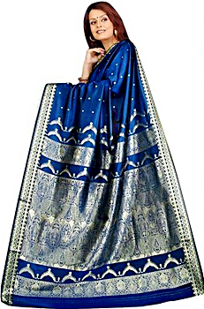 Kanjeevaram Saree Costumes of Karnataka