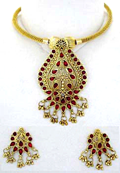 Kundan, Jewellery for Women in Rajasthan