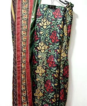 Muga Silk Sarees, Sarees of East India
