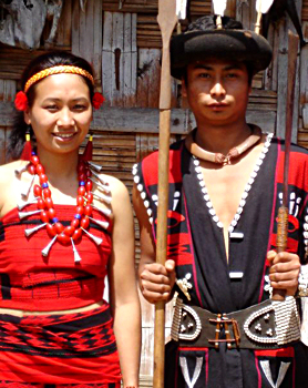 naga traditional dress
