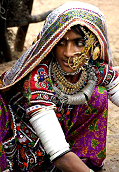Rabari women Jewellery for Women in Rajasthan