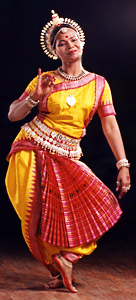 Foot Movement in Odissi