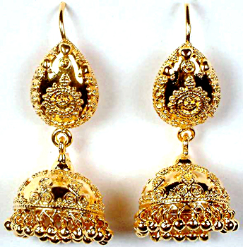 jhumka Jewellery for Women in Rajasthan