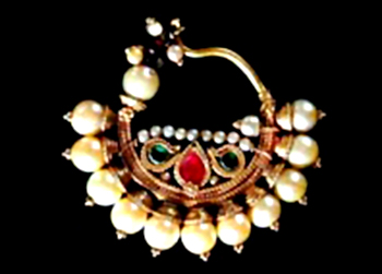 nose ring Jewellery for Women in Rajasthan