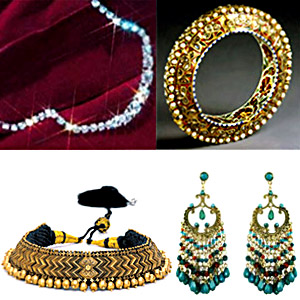 Indian Costume Jewellery